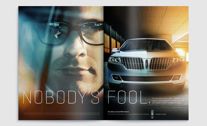 Lincoln Motor Co. marketing (2010) 3