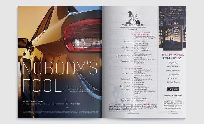 Lincoln Motor Co. marketing (2010) 4