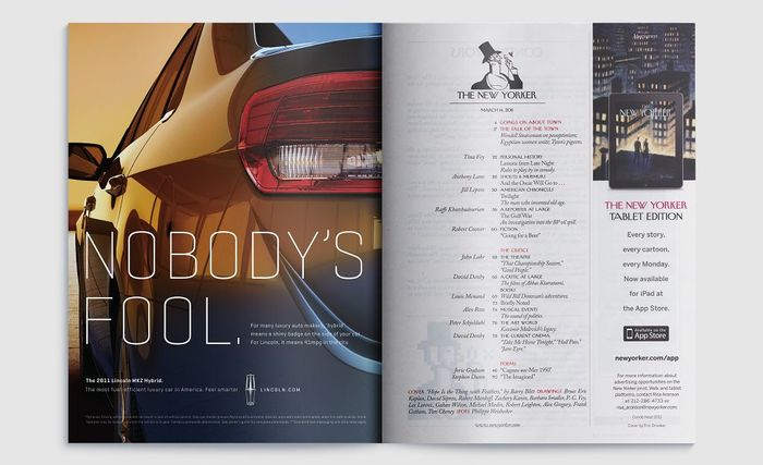 Lincoln Motor Co. marketing (2010) 4