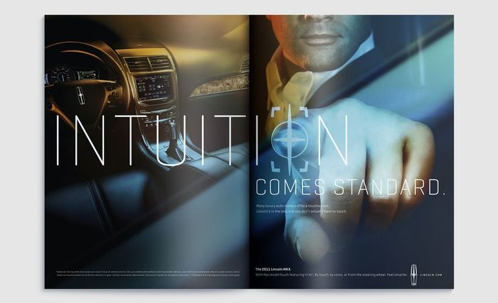 Lincoln Motor Co. marketing (2010) 5