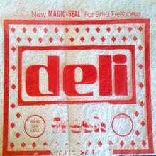 Tops market deli bag