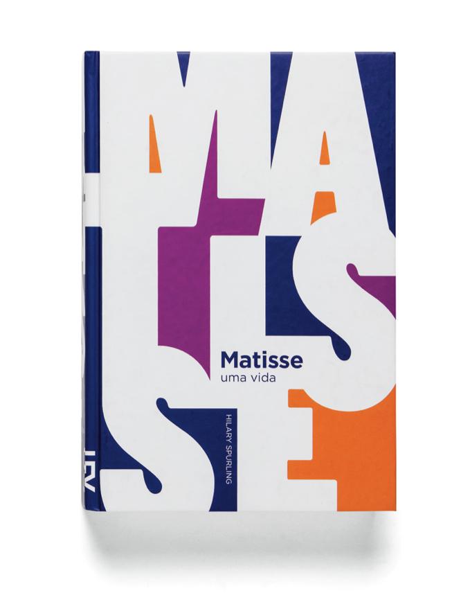 Matisse – uma vida, Hilary Spurling 1