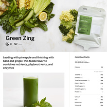 Juicero website