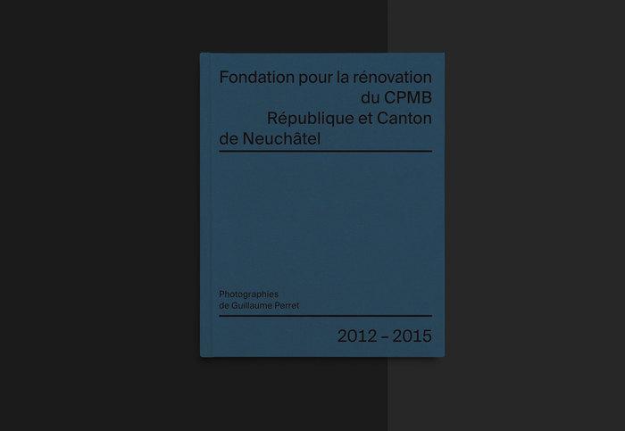 Fondation pour la rénovation du CPMB 1