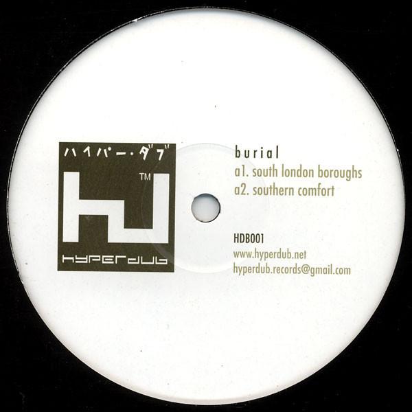 Hyperdub singles (2004–) 2