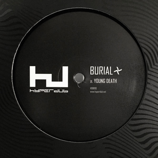 Hyperdub singles (2004–) 6