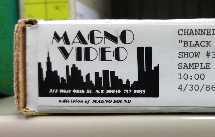 Magno Sound & Video and Magno Video logos 2