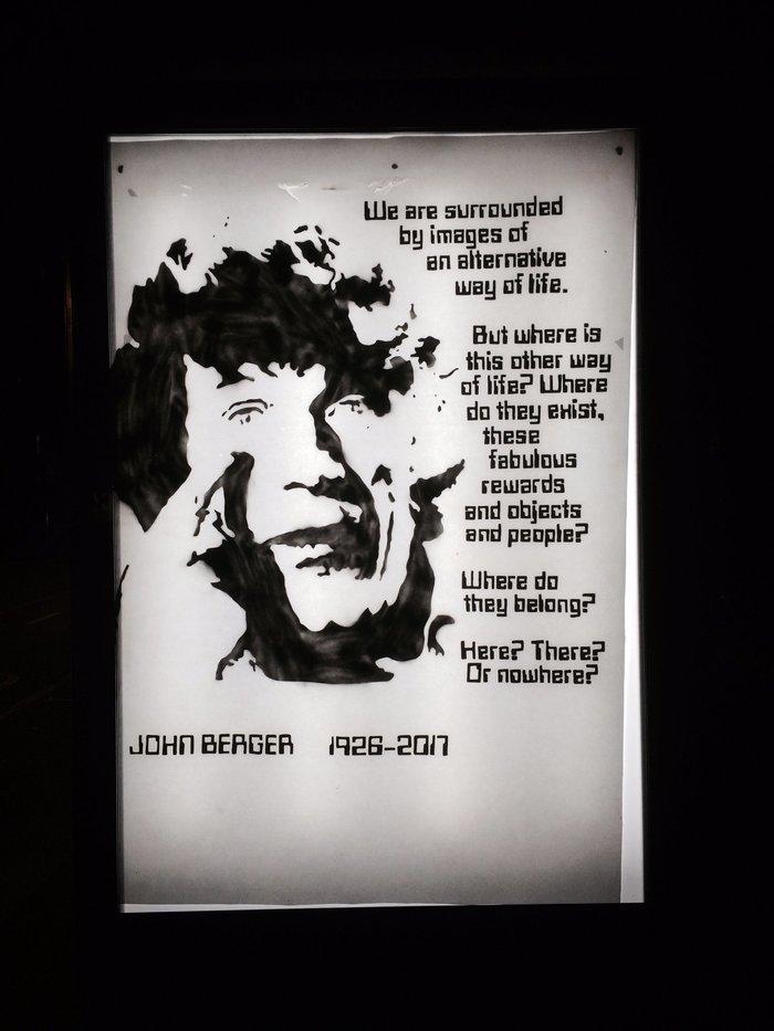 John Berger quotes 2