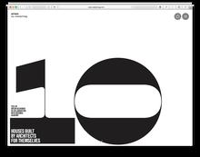 <cite>Enso</cite> magazine: Architects' Own Houses