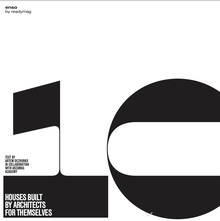<cite>Enso</cite> magazine: Architects' Own Houses