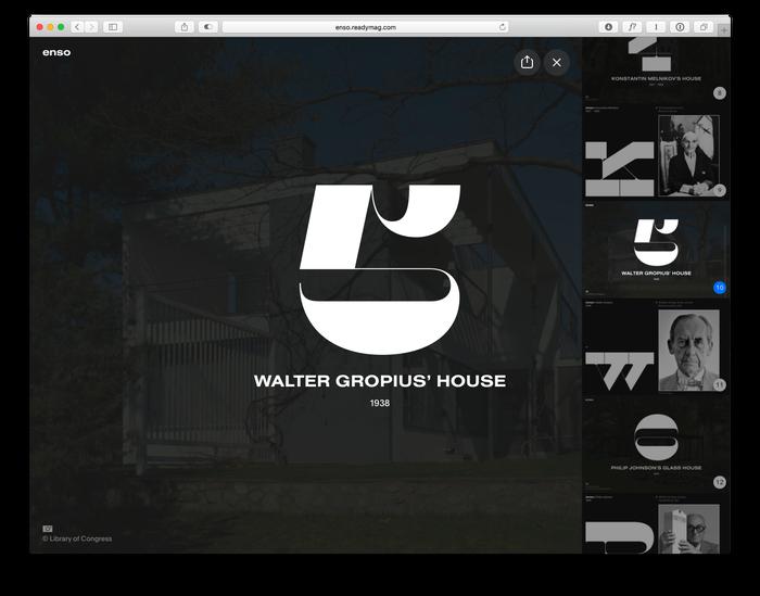Enso magazine: Architects' Own Houses 3