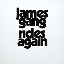 James Gang — <cite>Rides Again</cite>