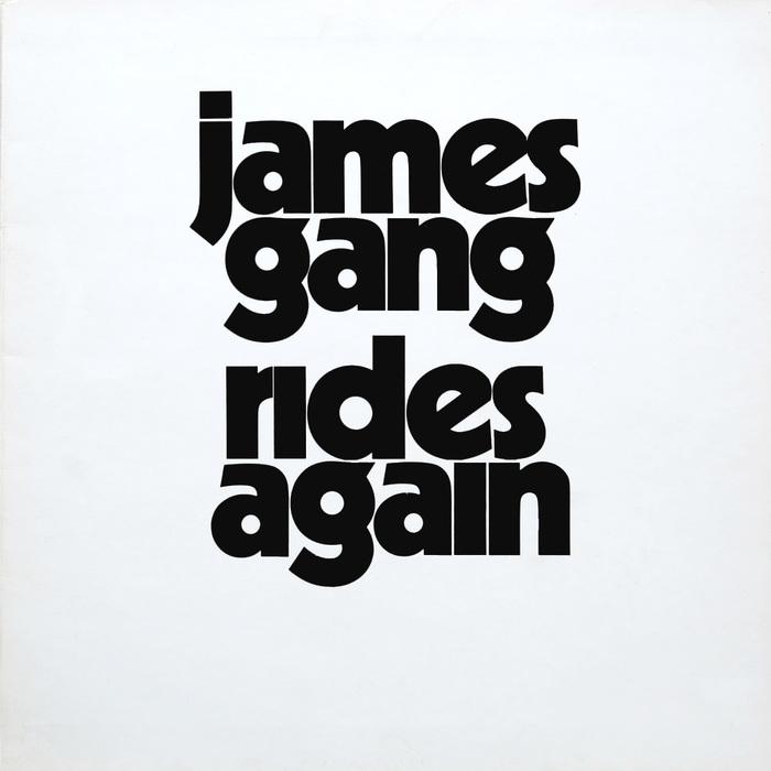 James Gang – Rides Again album art 1