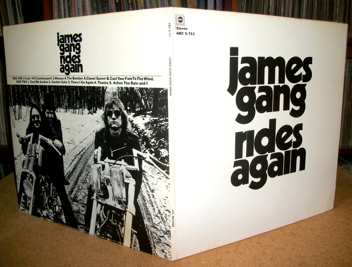 James Gang — Rides Again 4
