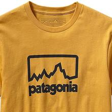 Patagonia alternative logo t-shirts