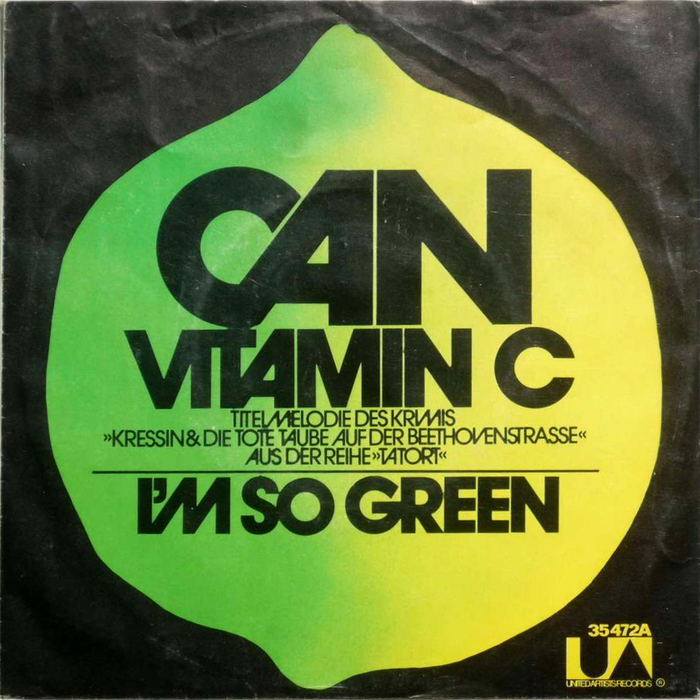 "Can – ""Vitamin C"" single cover"