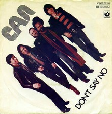 "Can – ""Don't Say No"" single cover"