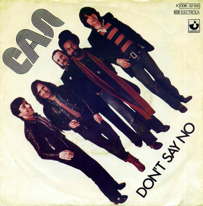 """Can – """"Don't Say No"""" single cover"""