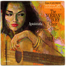 <cite>Apasionada</cite> by The Norman Luboff Choir