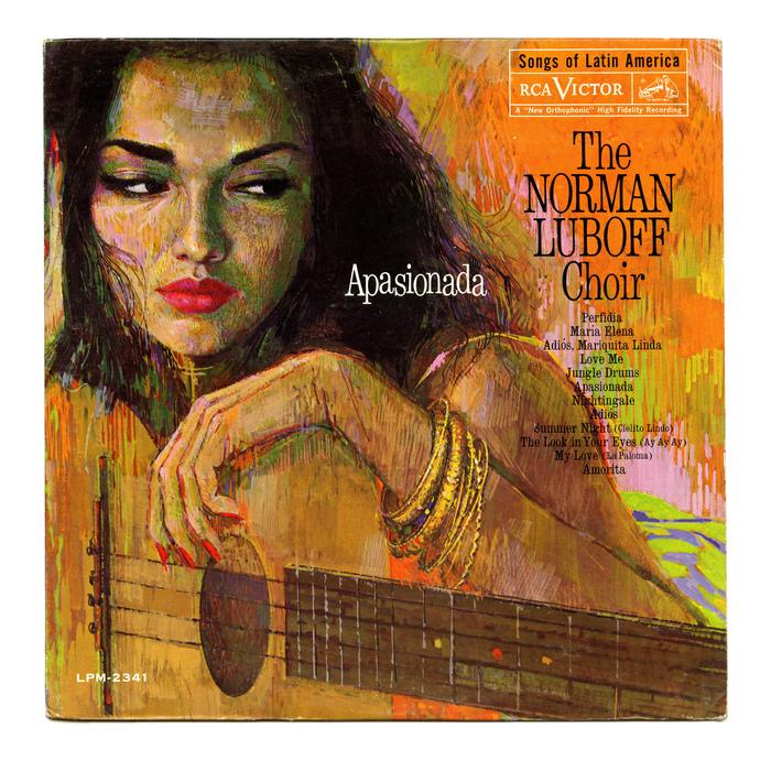 Apasionada by The Norman Luboff Choir