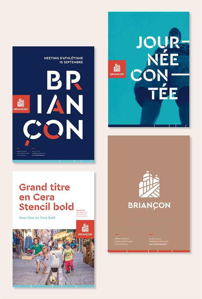 Identité de la ville Briançon 2
