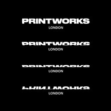 Printworks London brand identity