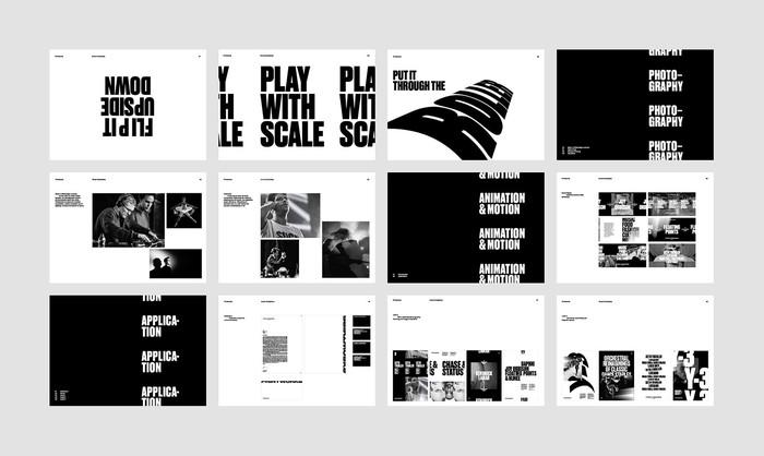 Printworks London brand identity 12