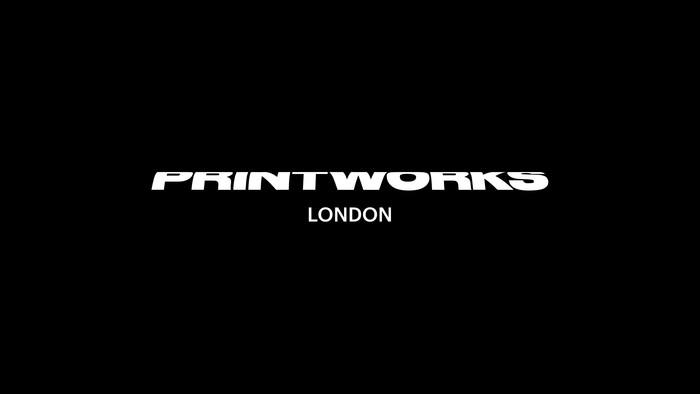 Printworks London brand identity 1