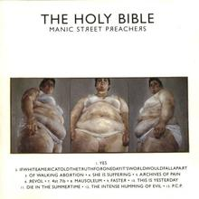 <cite>The Holy Bible</cite> by Manic Street Preachers