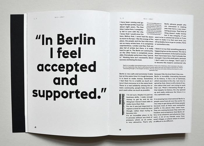 Berlin Subjective Directory 8