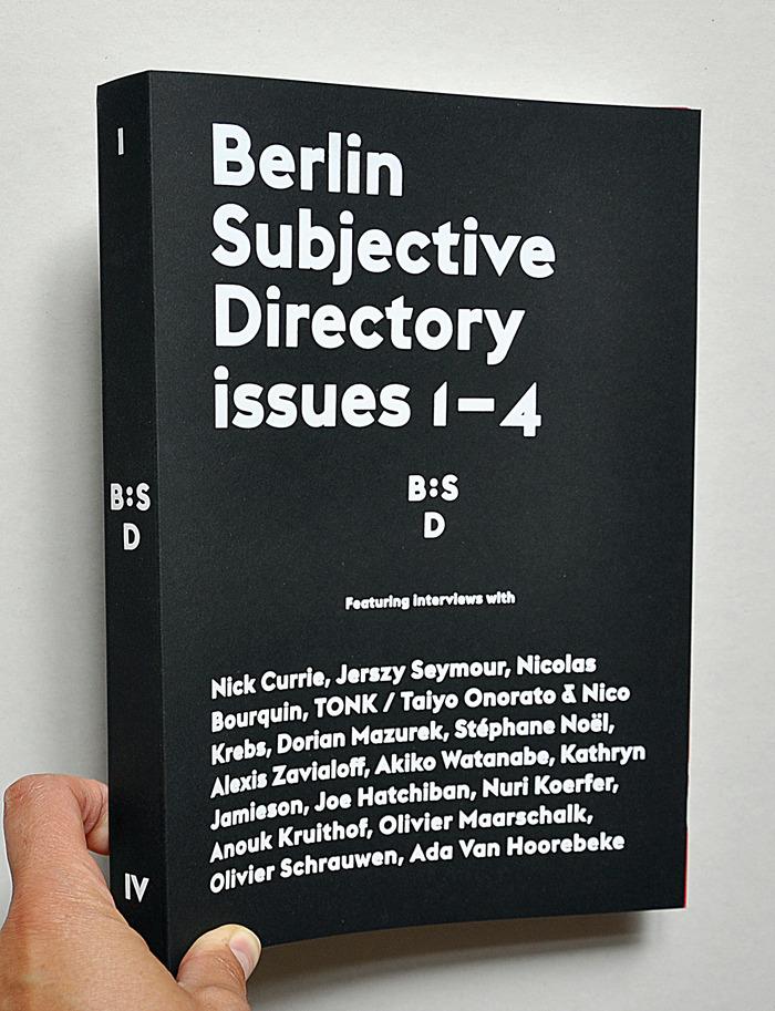 Berlin Subjective Directory 1