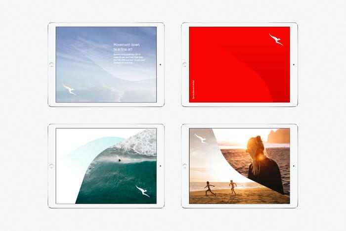 Qantas Airways 2016 rebrand 10
