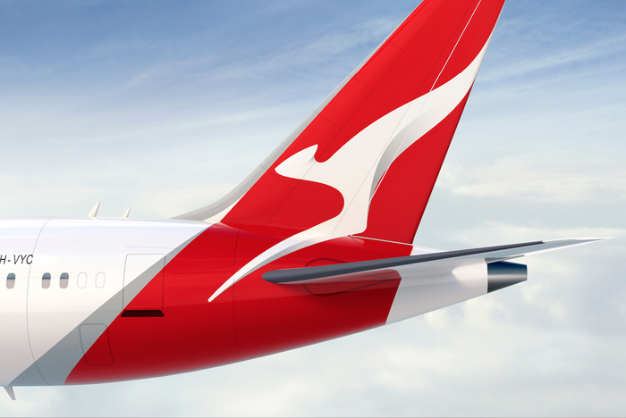 Qantas Airways 2016 rebrand 11