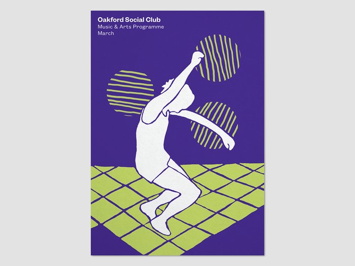 Oakford Social Club, Music & Arts Programme 2