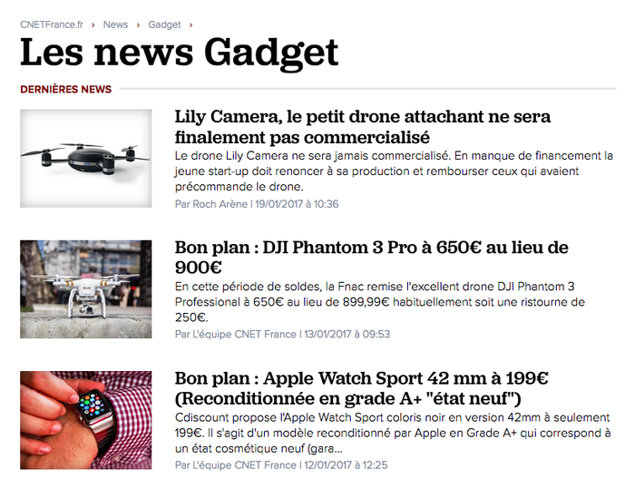 CNET France 5