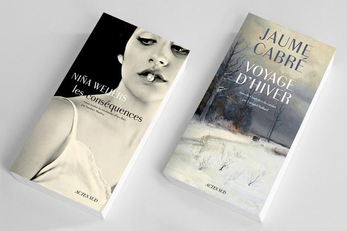 Actes Sud book series 4