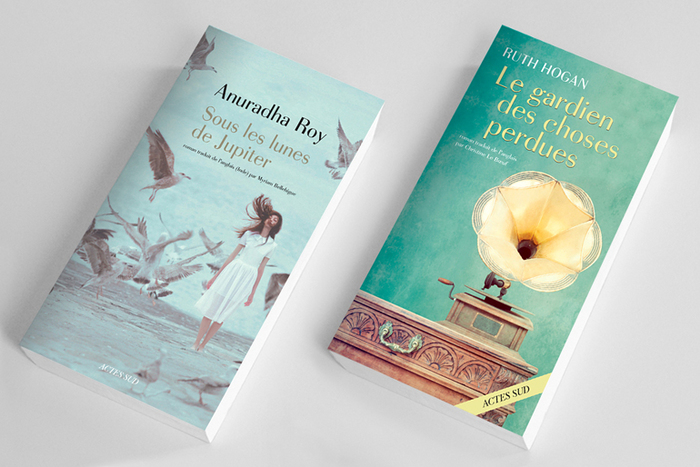 Actes Sud book series 11