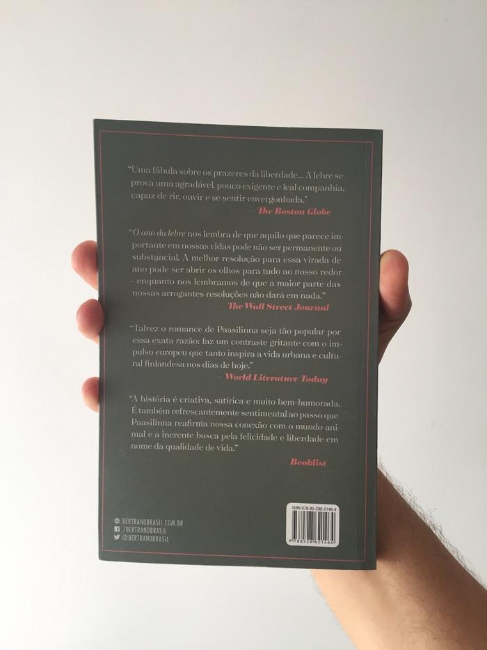 O Ano da Lebre by Arto Paasilinna 3