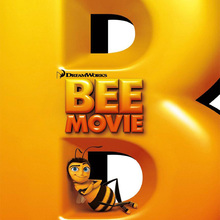 <cite>Bee Movie </cite>movie poster