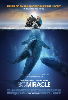 <cite>Big Miracle</cite> movie poster