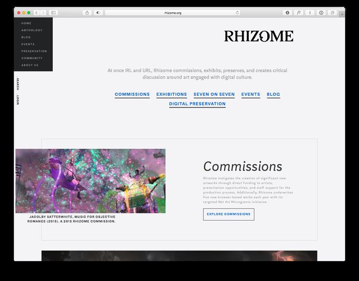 Rhizome 2