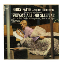 Percy Faith and his Orchestra – <cite>Subways Are For Sleeping</cite>