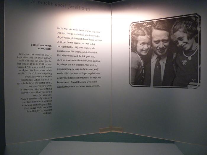 Verzetsmuseum (Dutch Resistance Museum) 4