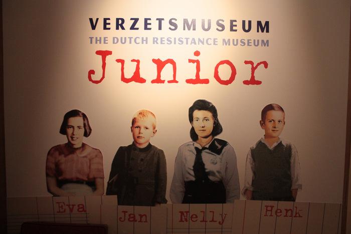 Verzetsmuseum (Dutch Resistance Museum) 3