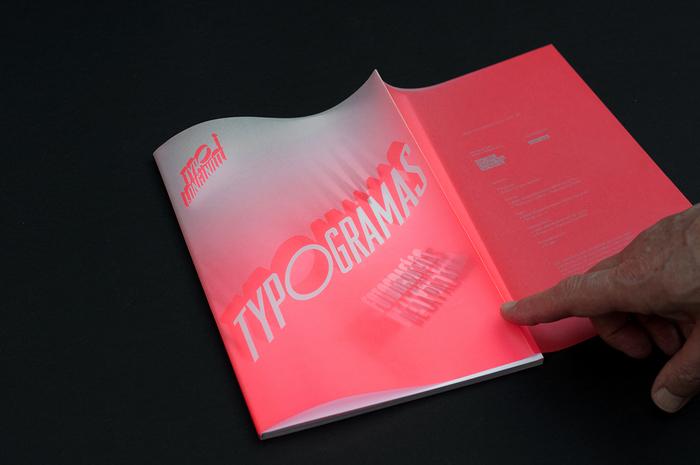 Typogramas: fotografías de la palabra 1