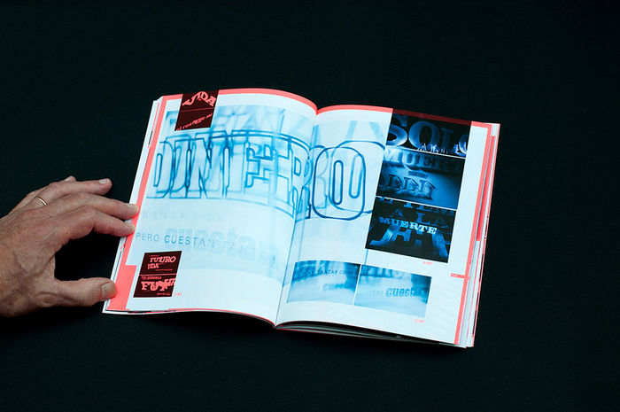 Typogramas: fotografías de la palabra 5