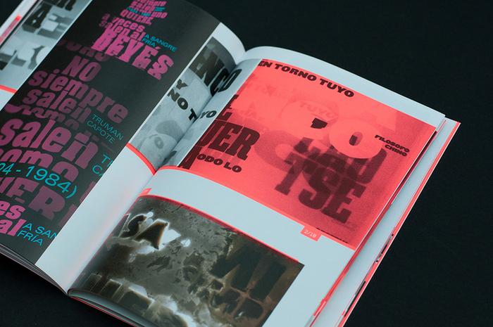 Typogramas: fotografías de la palabra 6