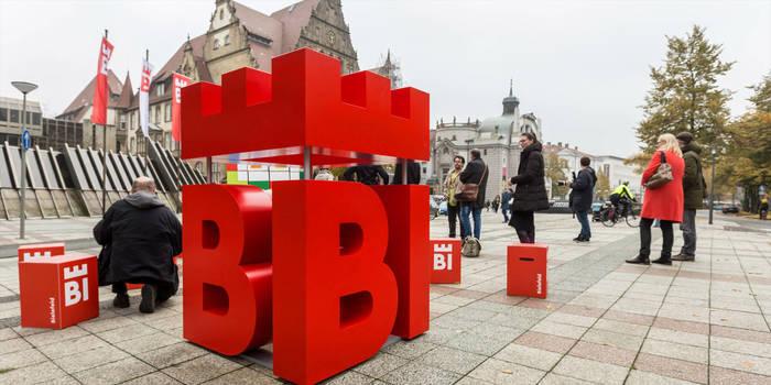 Branding Bielefeld 1