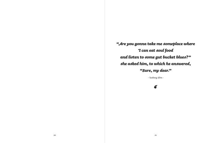 Soulfood – Food & Music, Fat & Yummy 4