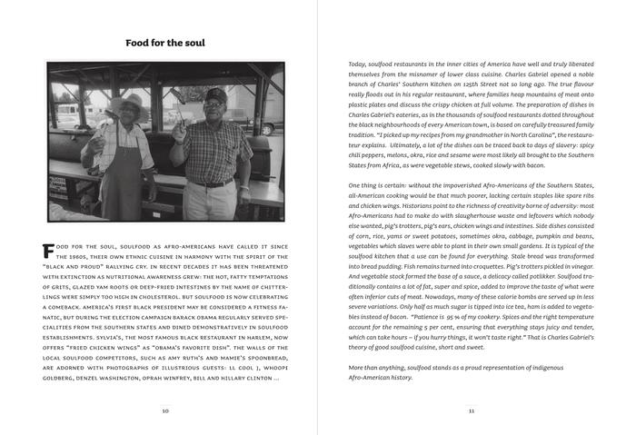 Soulfood – Food & Music, Fat & Yummy 3